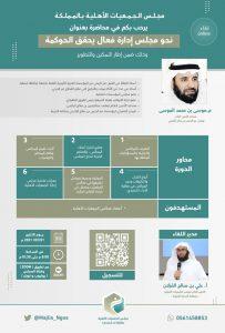 محاضرة بعنوان  نحو مجلس إدارة فعال يحقق الحوكمة يقدمها د. موسى بن محمد الموسى